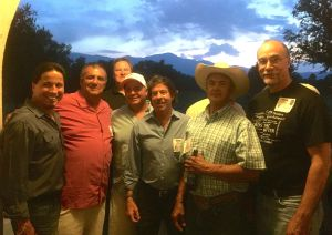 Members of Palmer High's 1975 baseball team. Missing some key guys, though!